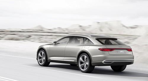 Audi prologue allroad