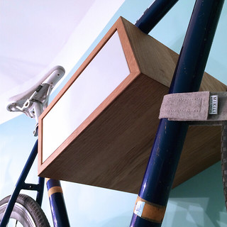 MIKILI – Bicycle Furniture