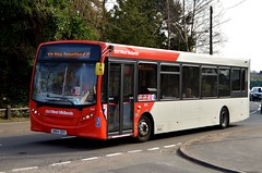 National Express West Midlands 846 SN64 ODY  - ADL Enviro 200 (Retroscania!) Tags: bus buses alexander dennis publictransport westmidlands adl willenhall enviro200 nationalexpresswestmidlands nxwm