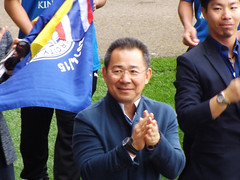 Vichai Srivaddhanaprabha (lcfcian1) Tags: park city uk england sport football king power stadium leicester queens rangers premiership qpr bpl premierleague epl queensparkrangers leicestercity lcfc kingpowerstadium vichaisrivaddhanaprabha leicestervqpr