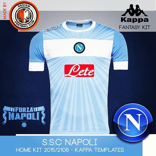 Nike Prochain Sponsor Napoli