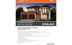 Lot 923 Elara, Marsden Park NSW