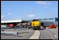DBS-6455+3-Taggnpps_Awhvw_27052015-1 (Dennis Koster) Tags: terminal trein waterland dbs 6455 goederentrein dbschenker amsterdamwesthaven amsterdamwesthavenwest afvoertrein sleeploc taggnpps