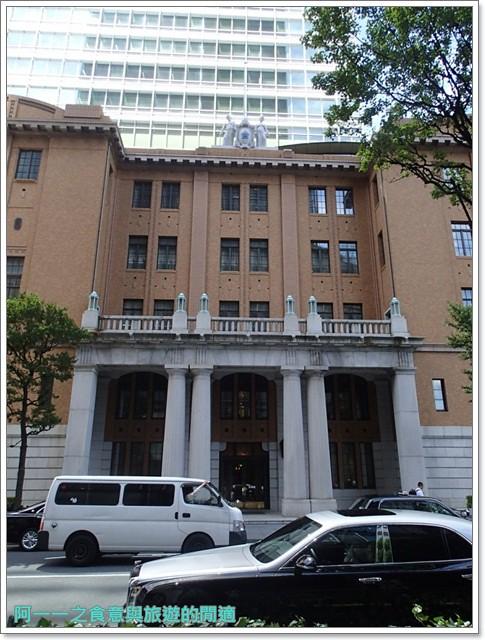 東京旅遊東京火車站日本工業俱樂部會館古蹟飯店散策image006