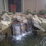"""Charming Water Feature by Greenhaven Landscapes <a style=""""margin-left:10px; font-size:0.8em;"""" href=""""http://www.flickr.com/photos/117326093@N05/18357562865/"""" target=""""_blank"""">@flickr</a>"""