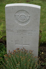 A.C.E. Elborough, King's Own Yorkshire Light Infantry, 1915, War Grave, Lijssenthoek (PaulHP) Tags: war graves ww1 world headstone belgium ace alfred charles ernest elborough capt captain 30th july 1915 koyli kings own yorkshire light infantry 6th bn battalion lijssenthoek military cemetery louis mary ann holmead rd road lacing sussex cwgc