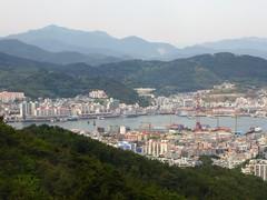 c16-Tongyeong-Mont Mireuksan (2) (jbeaulieu) Tags: montagne coree tongyeong mireuksan
