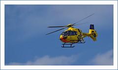 Christoph 61 ADAC Luftrettung (Harald52) Tags: technik eurocopter adac hubschrauber luftrettung christoph61