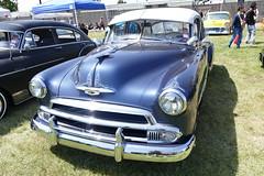 1951 chevrolet (bballchico) Tags: chevrolet santamaria 50s carshow pinstripe 1951 cruisinnationals