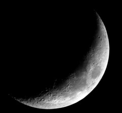 Szybki strza przez chmury (AstroBednar) Tags: astronomy astrophotography telescope magnification lense refractor sky watcher night solar system lunar