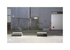 ** (ha*voc) Tags: minoltacle minoltarokkor40mmf2 rokkor film rangefinder 35mmfilm fuji160pros urban amsterdam urbanfragments urbanabstraction urbanentropy industrial