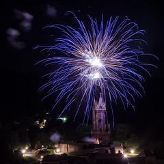 Fireworks (cb.photography) Tags: party music festival night germany fireworks nacht band bands rocket musik fest feuerwerk aquarena feier rakete dillenburg wilhelmsturm ldk lahndillkreis lahndill aquarenanacht