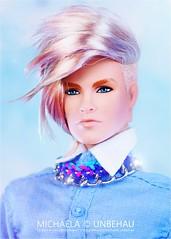 A-Z Challange: G - Gradient (Michaela Unbehau Photography) Tags: love fashion hair studio rainbow all pride american royalty michaela auden regenbogen homme haare a unbehau hrefhttpswwwflickrcomgroups2962397n20discuss72157670582608335wwwflickrcomgroups2962397n20discuss72157670582608335a forthisthemeweshouldseeacleardirectionalchangeintheintensityorcolorwithinyourimageyoucanusearainboweffectliketheexamplephotoabove oryoumaychoosetouseonecolorthatbeginslightandgraduallygrowsdarkeracrossthephototheonlyrequirementsforthisthemearethattheremustbeadollinthephoto andwemustbeabletoseethegradualchangeofcolorandorhuethiscanbeaccomplishedthroughcoloreffectorthroughfashionthephotocanbeaportraitorfullbody andallotherdetailsareentirelyuptoyouahrefhttpswwwflickrcomgroups2962397n20discuss72157670582608335wwwflickrcomgroups2962397n20discuss72157670582608335a