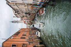 Venice - Canal View 2 (Le Monde1) Tags: italy lemonde1 nikon d610 venice veneto unesco worldheritagesite riva calle fondamenta canals gondola republic art architecture palazzo waterway sinking