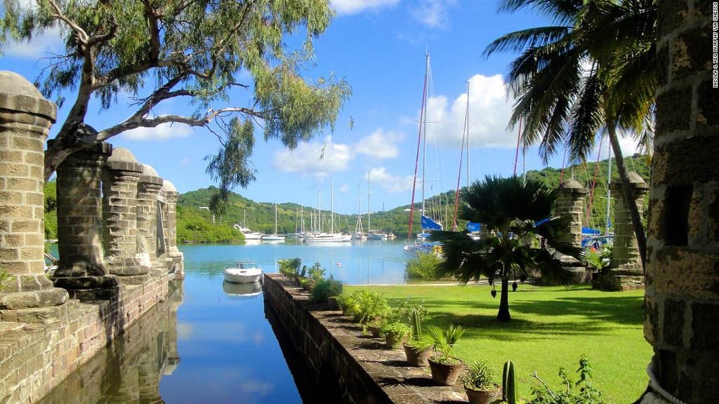 Xưởng tàu hải quân Antigua và các khu khảo cổ liên quan, Antigua và Barbuda
