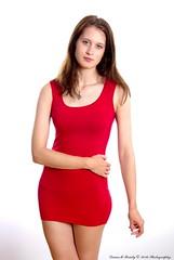Kathryn Jordan (Dana Brady) Tags: comfortable model artistic unique fresh etobicoke youthful reddress homestudio pentaxk3 daveanddanaphotography