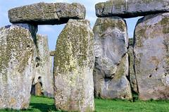 Stonehenge Twins, UK (globetrekimages) Tags: uk england stone ancient stonehenge monolith ancientsite
