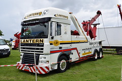 Lantern Recovery Specialists plc DAF XF105 Super Space Cab VD12 LRS (5asideHero) Tags: truckfest south west wales 2016 recovery truck lantern specialists plc daf super space cab xf105 vd12 lrs