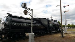 SP1785-2 (Daddy Ogre) Tags: oregon pacific steam southern locomotive woodburn mogul