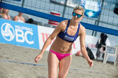 Kits Beach Volleyball Open (tintinetmilou) Tags: beach vancouver women kits volleyball gordgallagher