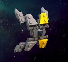 StarViper-class Attack Platform (TheNerdyOne_) Tags: starwars lego micro ldd