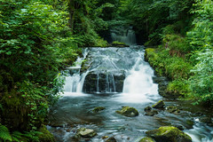 Walk Lynton to Watersmeet E7120274_30 (tony.rummery) Tags: longexposure england water rock river rocks stream unitedkingdom somerset olympus gb omd watersmeet lynton em10 mft microfourthirds northdevondistrict