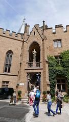 P1470145 (Tipfinder) Tags: museum germany deutschland mercedes stuttgart daimler badenwrttemberg hechingen burghohenzollern zuffenhausen hohenzollerncastle