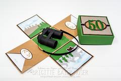 B3M_0401 (mediendesignmoser) Tags: papier geschenk stampinup basteln 2016 jger geschenkbox brigittebaiermoser explosionsbox