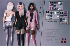 KITJA - Naomi Outfit (ᴋɪᴛᴊᴀ) Tags: kitja secondlife spiritkitja