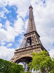 Tour Eiffel (LandAndNightscape) Tags: toureiffel paris france champdemars travel city ville architecture patrimoine olympus