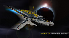 20160726_184151 - 3 (Brick Martil) Tags: toy mercury spaceship lego moc ucs