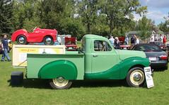 1949 Austin A40 pickup truck (dave_7) Tags: 1949 austin a40 pickup truck classic british