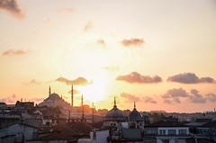 Istanbul Evening 8 (Allison Mickel) Tags: nikon d7000 adobe lightroom edited turkey sunset landscape istanbul