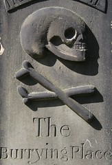 The Burrying Place (richardr) Tags: newcaltonburialground skull crossbones theburryingplace necropolis graveyard grave tomb gravestone tombstone cemetery scotland scottish edinburgh britain british greatbritain uk unitedkingdom europe european history heritage historic old