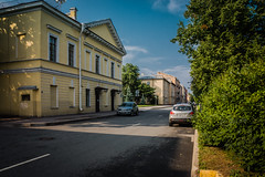 Кронштадтские улицы
