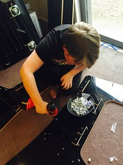 Power Tools (Hopkinsii) Tags: arcade cabinet make build 2016 william powertool