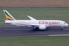 Ethiopian Airlines Boeing 787-8 ET-AOT (c/n 34748) (Manfred Saitz) Tags: vienna airport schwechat vie loww flughafen wien ethiopian airlines boeing 787 b788 788 etaot etreg dreamliner