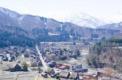 Shirakawago Historic Village (Phakorn) Tags: shirakawago gifu village historic shirakawa japan jp