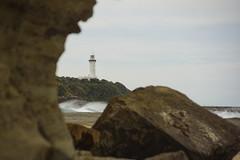 Framed Lighthouse (Paul Hollins) Tags: norahhead newsouthwales australia aus nikond750 seascape lighthouse