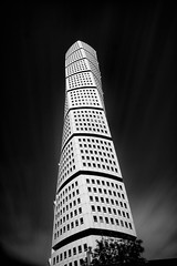 Turning Torso (mcartmell) Tags: architecture longexposure sweden skyscraper