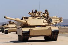 M1A1 Abrams (Trent Bell) Tags: aircraft mcas miramar airshow california socal 2016 magtf demo m1a1 abrams tank military