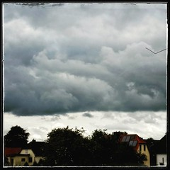 stormclouds (noisy__nisroc) Tags: sky clouds instagram mobil