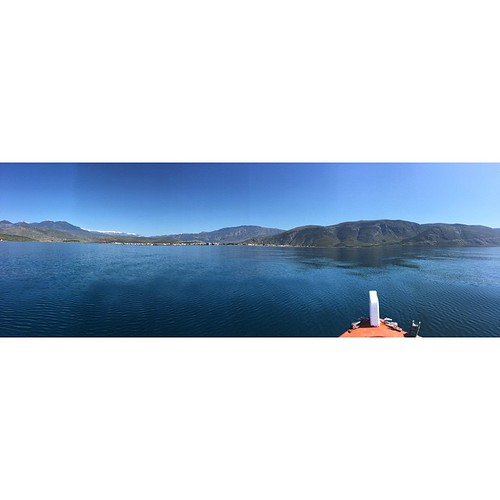 Let the see set you free! #see #cruise #greece #boat #scenery