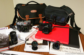My updated camera kit