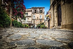 (Mickey Katz) Tags: old travel vacation italy brown house building beautiful beauty vintage photo amazing europe italia apartments pavement awesome culture dramatic tourist cobblestone breathtaking bestshot supershot flickrsbest amazingphoto abigfave anawesomeshot artistsoftheyear overtheexcellence flickrlovers breathtakinggoldaward