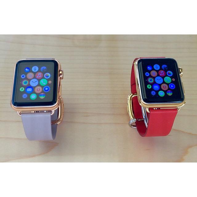 Mehr als Zwei kleinwagen #apple #watch #edition