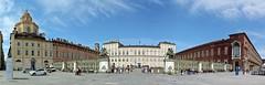 Palazzo Reale - Royal Palace (immaginaitalia) Tags: italy castle square torino italia royal palace piemonte piazza palazzo turin castello piedmont reale savoia