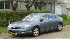Citron C6 3.0 V6 automatic 2006 (XBXG) Tags: auto france holland netherlands car 30 french automobile nederland citron 2006 voiture automatic frankrijk paysbas c6 v6 bva franaise nieuwvennep citronc6 77thfs
