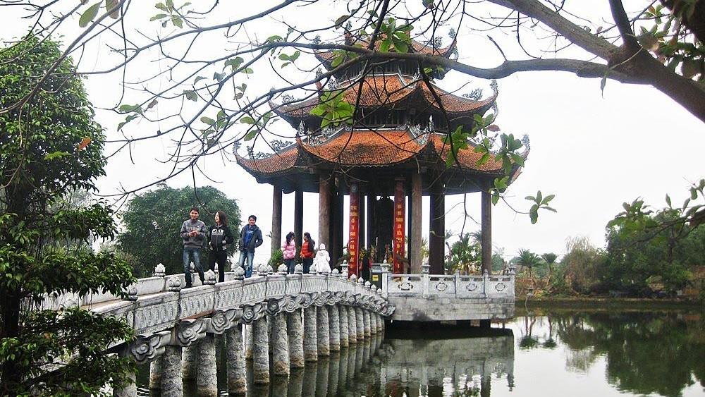 5Tháp Chuông-Chùa Nôm