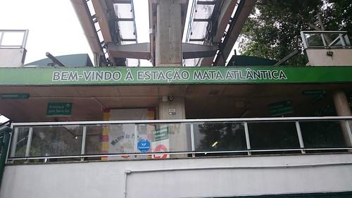 Parque Unipraias - Estação Mata Atlântica